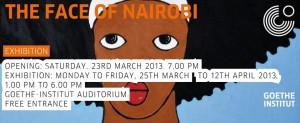 face of nairobi